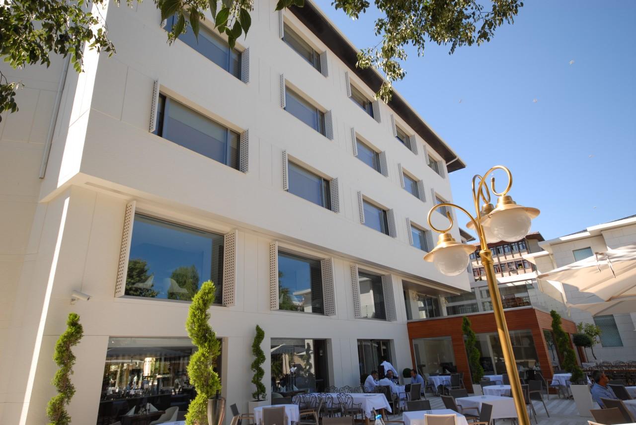 Fatih-Hagia Sophia Hotel