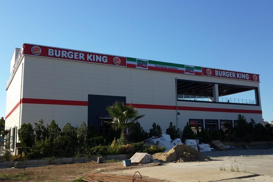 Kocaeli-Burger Kıng