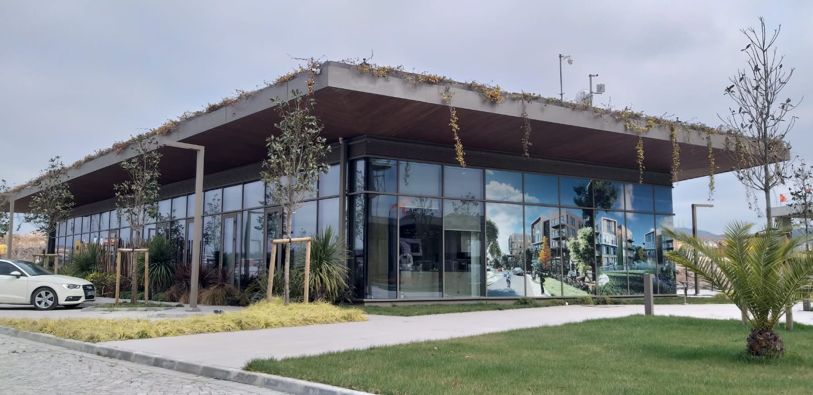 Çekmeköy-Nef Satış Ofisi