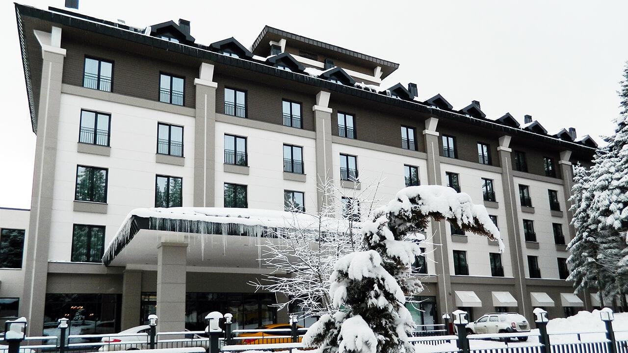 Kastamonu-Ilgaz Mountain Resort Hotel